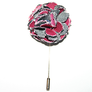Cosmopolitan Flower Pin