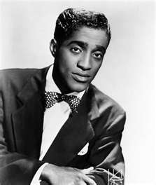 Sammy Davis Jr. in Polka Dot Bowtie