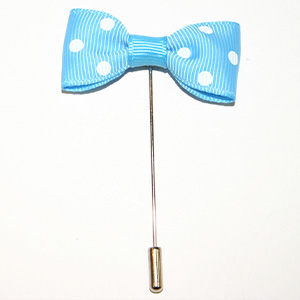 Bow Lapel Pin